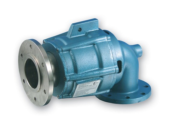 "F127-011-200 - Deublin 5"" Water Union, Flanged Rotor"